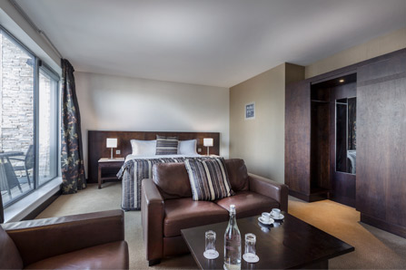 Accommodation at Carlton Dublin Airport Hotel