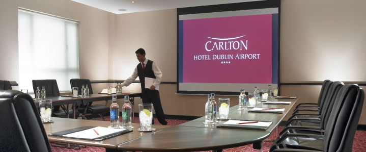 Meeting Rooms in Dublin at the Carlton Hotel Dublin Airport