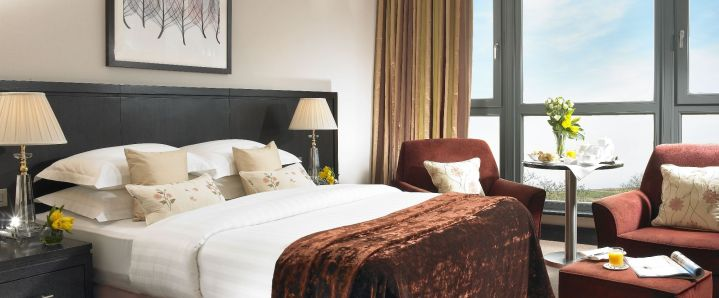Deluxe Rooms at the Carlton Hotel Kinsale