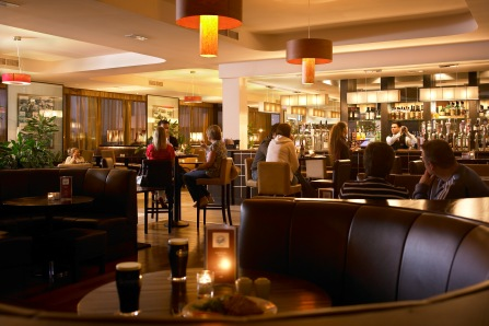 Dining near Dublin Airport at the Carlton Dublin Airport Hotel