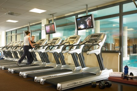 Fitness Club at the Carlton Hotel Dublin Airport