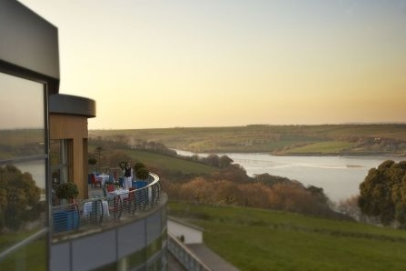 Stunning Views at the Carlton Hotel Kinsale