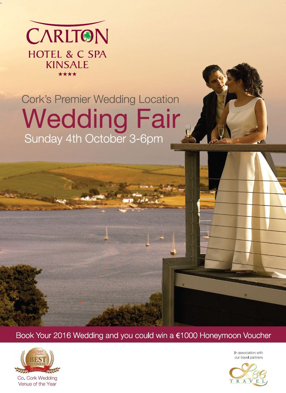Best Wedding Venue in Kinsale County Cork